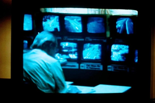 "кадр из фильма Michael Klier ""Der Riese"""