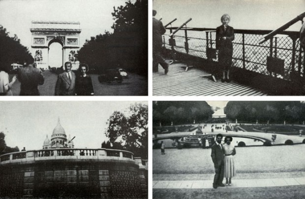 Anon., Photographies touristiques, Un art moyen, 1965